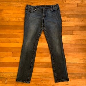 4/$40 - JESSICA SIMPSON Forever Skinny Jeans - 31